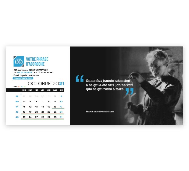 calendrier Allongé - Photo 16