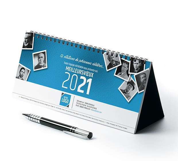 calendrier Allongé - Photo 3