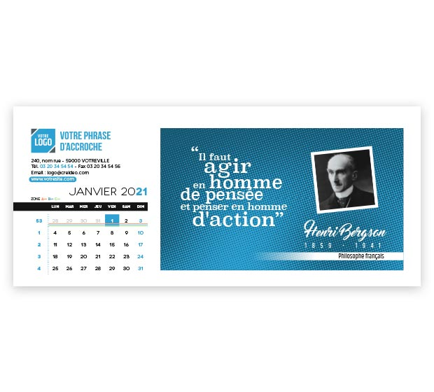 calendrier Allongé - Photo 7