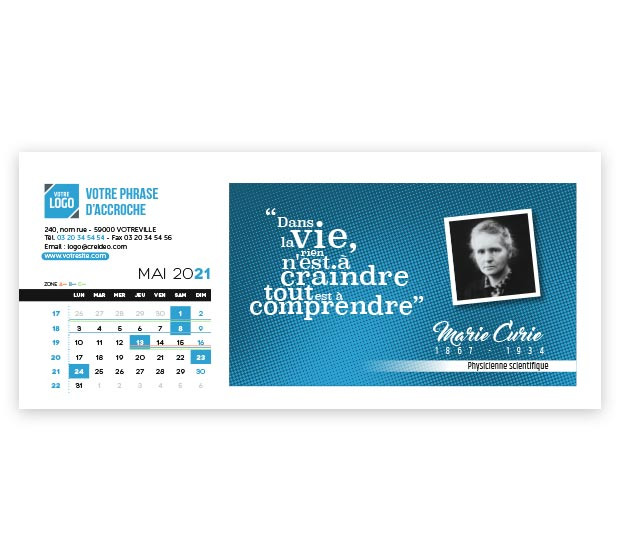 calendrier Allongé - Photo 11
