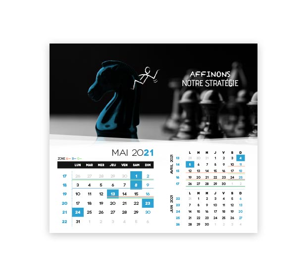 calendrier integral - Photo 11