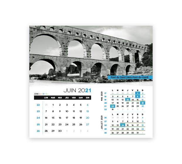 calendrier integral - Photo 12