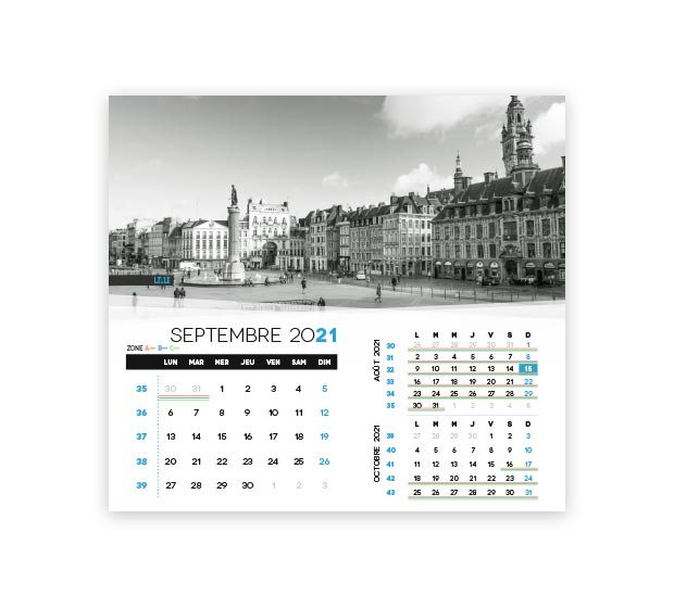 calendrier integral - Photo 15