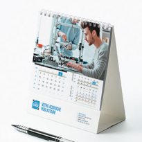calendrier Intégral photo