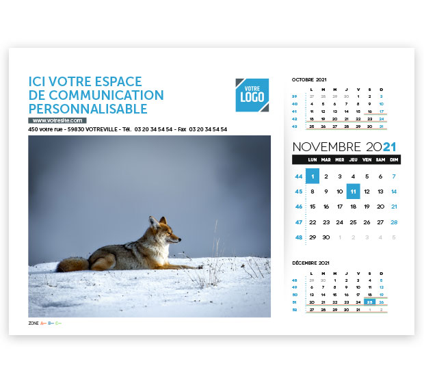 Calendrier Prestige - Photo 18