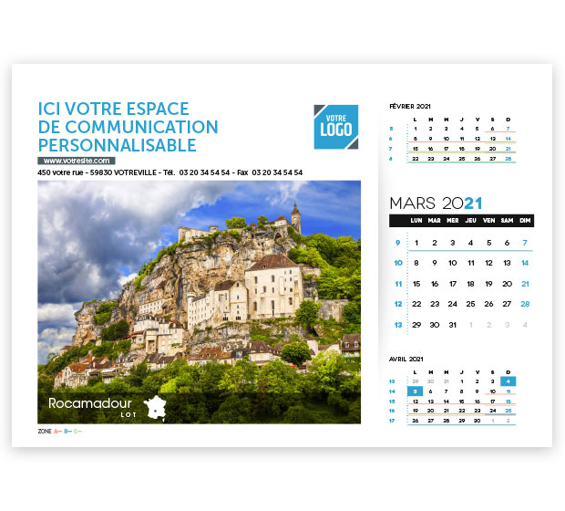 calendrier Prestige - Photo 10